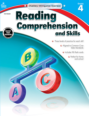 Reading Comprehension and Skills, Grade 4 - Carson-Dellosa Publishing (Compiled by)