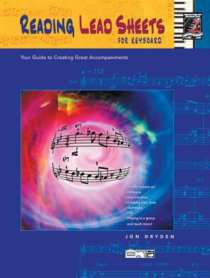 Reading Lead Sheets for Keyboard: Book & CD - Dryden, Jon