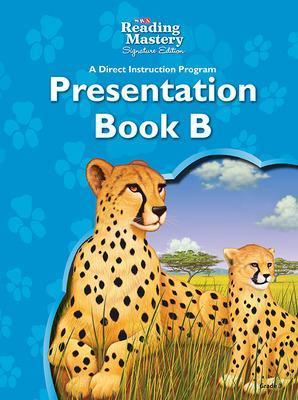 Reading Mastery Reading/Literature Strand Grade 3, Presentation Book B - Engelmann