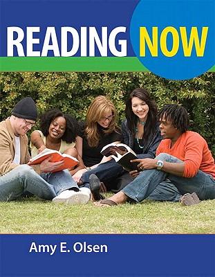 Reading Now - Olsen, Amy E