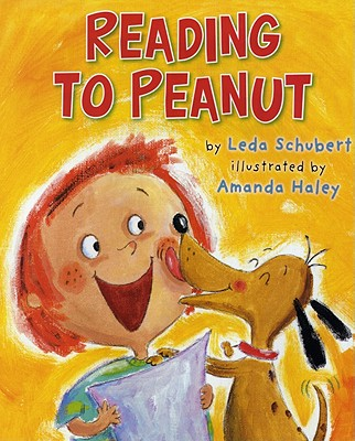 Reading to Peanut - Schubert, Leda