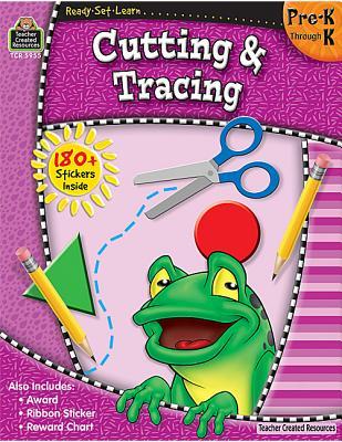 Ready-Set-Learn: Cutting & Tracing Prek-K - Teacher Created Resources