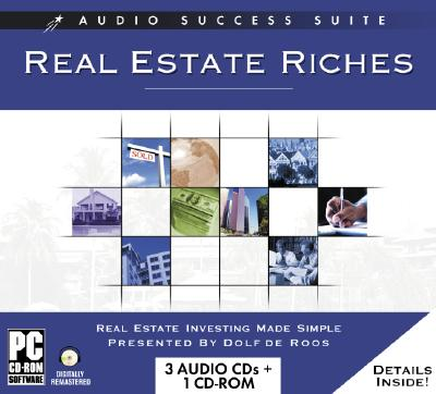 Real Estate Riches: Real Estate Investing Made Simple - de Roos, Dolf, PH.D. (Read by)