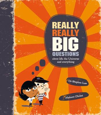 Really Really Big Questions - Law, Stephen