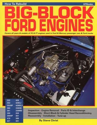 Rebuild Bp Ford Hp708 - Christ, Steve