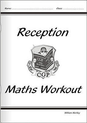 Reception Maths Workout - Hartley, William