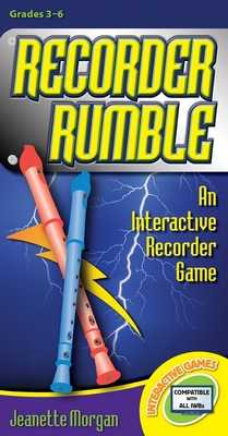 Recorder Rumble: An Interactive Recorder Game -