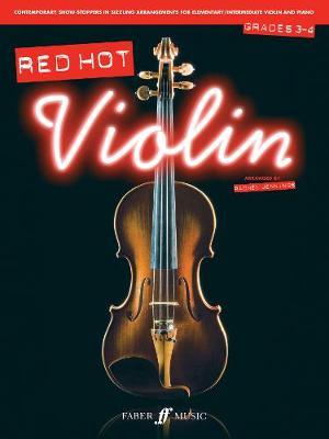 Red Hot Violin - Grades 3-4 - Jennings, Rachel