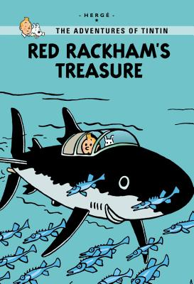 Red Rackham's Treasure - Herge