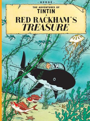 Red Rackham's Treasure - Herge