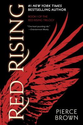 Red Rising - Brown, Pierce