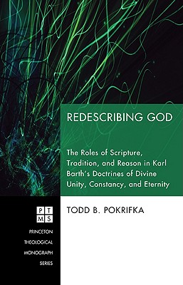Redescribing God - Pokrifka, Todd
