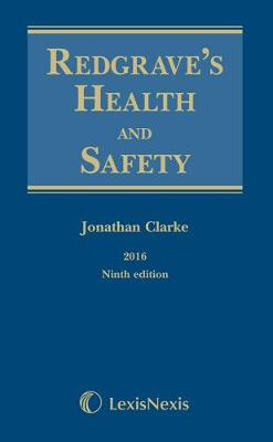Redgrave's Health and Safety - Clarke, Jonathan, and Ford, Michael, and Smart, Astrid