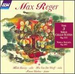 Reger: 3 Suites For Solo Cello, Op.131c