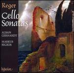 Reger: Cello Sonatas