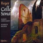 Reger: Cello Sonatas