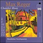Reger: Chamber Music, Vol. 1