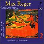 Reger: Chamber Music, Vol. 2