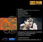 Reger: Variationen und Fuge; Schumann: Konzerst?ck, Op. 86; Weber: Oberon Overt?re; etc