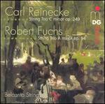 Reinecke, Fuchs: String Trios