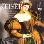 Reinhard Keiser: Opera Arias; Instrumental Works