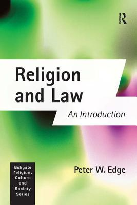 Religion and Law: An Introduction - Edge, Peter W