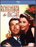 Remember the Night [Blu-ray]