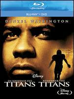 Remember the Titans [French] [Blu-ray/DVD]