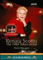 Renata Scotto: Prima Donna in Recital - NHK Concert Hall, Tokyo -