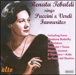 Renata Tebaldi sings Puccini & Verdi Favourites