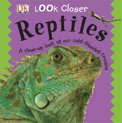 Reptiles - Malyan, Sue (Text by)
