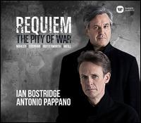 Requiem: The Pity of War - Antonio Pappano (piano); Ian Bostridge (tenor)