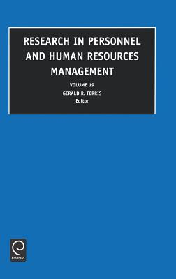 Research in Personnel and Human Resources Management - Ferris, Gerald R, Dr. (Editor)