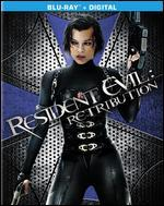 Resident Evil: Retribution [Includes Digital Copy] [Blu-ray]