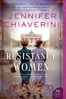 Resistance Women - Chiaverini, Jennifer