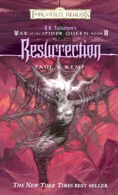 Resurrection: War of the Spider Queen Book VI - Kemp, Paul S