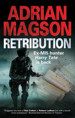 Retribution - Magson, Adrian