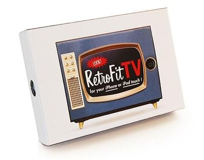Retrofit TV Box - Chronicle, Books LLC
