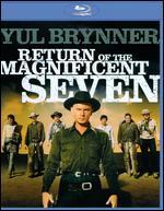 Return of Magnificent Seven [Blu-ray] - Burt Kennedy