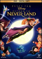 Return to Never Land [Special Edition] [Includes Digital Copy] - Donovan Cook; Robin Budd