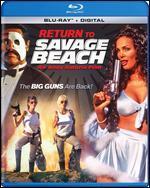Return to Savage Beach [Includes Digital Copy] [Blu-ray]