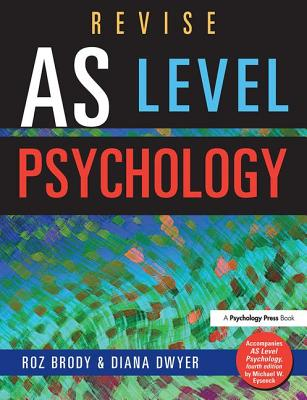 Revise AS Level Psychology - Brody, Roz