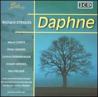 Ricard Strauss: Daphne - Ernst Max Luhr (vocals); Gustav Neidlinger (vocals); Hans Herbert Fiedler (vocals); Hubert Giesen (piano);...