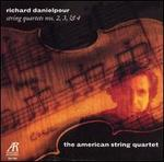Richard Danielpour: String Quartets Nos. 2-4