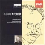 """Richard Strauss Conducts """"Eine Alpensinfonie"""" & Film Music from """"Der Rosenkavalier"""""""
