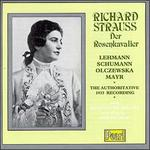 Richard Strauss Der Rosenkavalier