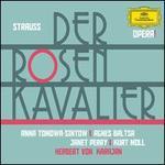Richard Strauss: Der Rosenkavalier - Adolf Tomaschek (vocals); Agnes Baltsa (mezzo-soprano); Agnes Baltsa (vocals); Anna Tomowa-Sintow (vocals); Anna Tomowa-Sintow (soprano); Brigitte Poschner (vocals); Carlos Feller (vocals); Franz Kasemann (vocals); Gabriele Sima (vocals)