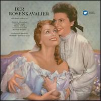 Richard Strauss: Der Rosenkavalier - Anny Felbermayer (vocals); Christa Ludwig (vocals); Eberhard Wächter (vocals); Elisabeth Schwarzkopf (vocals);...
