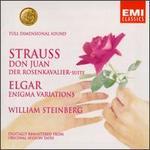 Richard Strauss: Don Juan; Der Rosenkavalier; Elgar: Enigma Variations