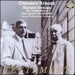 Richard Strauss: Ein Heldenleben; Also sprach Zarathustra